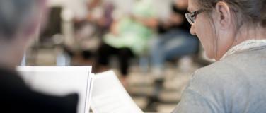 Röstcoaching och presentationsteknik